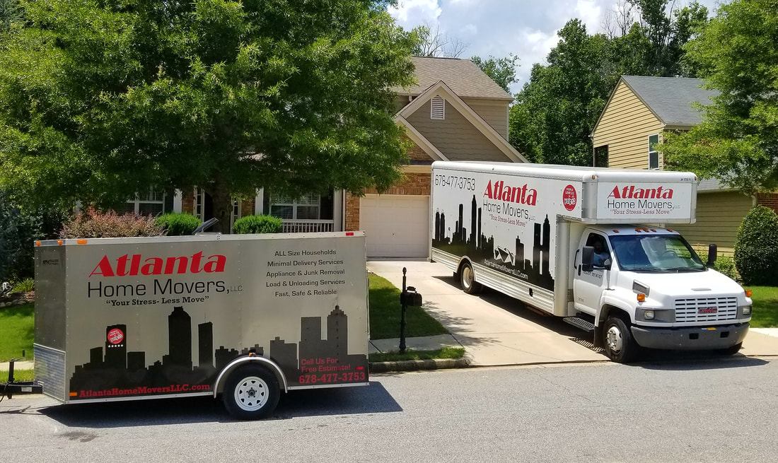 Terrific Atlanta Home Movers Llc The Best Moving Company In Download Free Architecture Designs Scobabritishbridgeorg